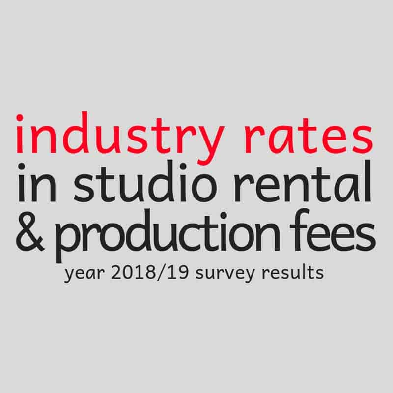 Singapore Photography Studio and Equipment Rental Rates [2018/2019]