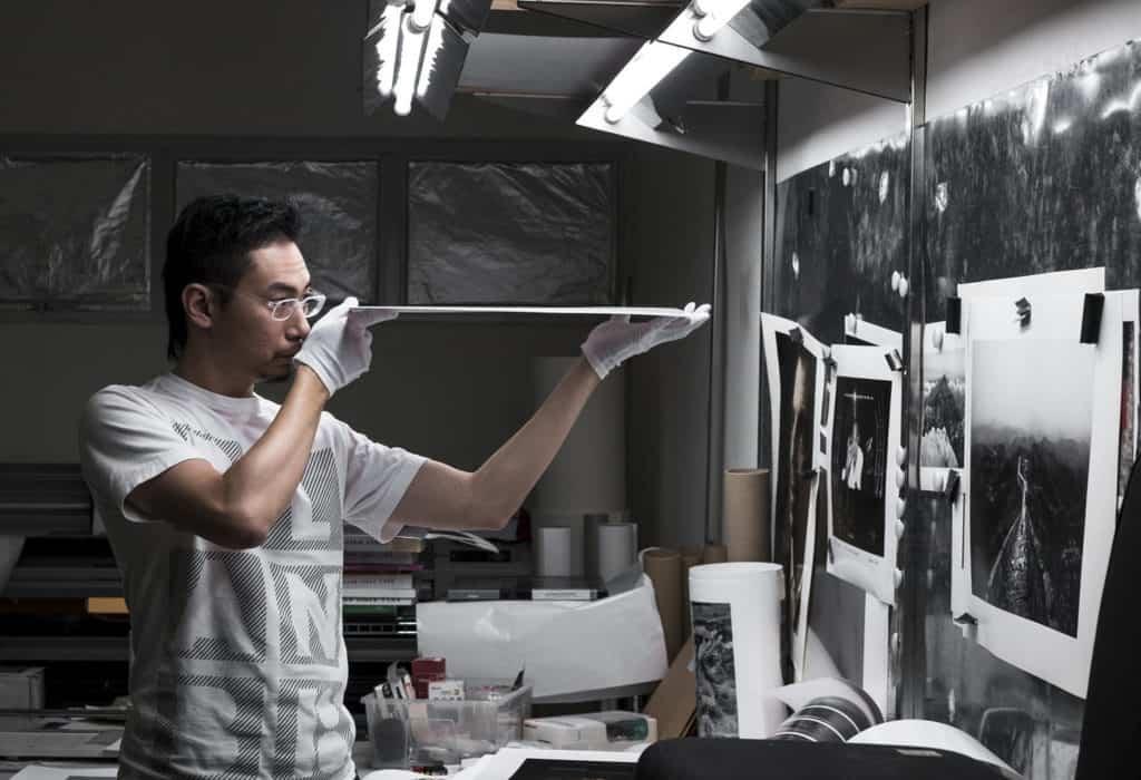 James Tan Printmaker Master Printer