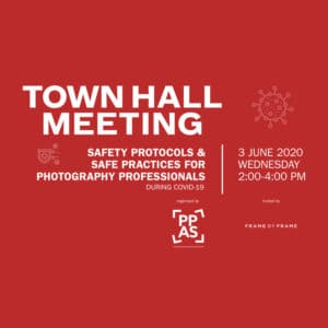 TOWN HALL Meeting 3 JUNE – 2:00 pm