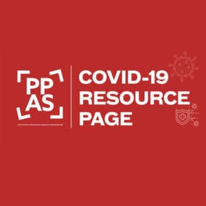 PPAS Resource page for Photography Production in Singapore during COVID-19